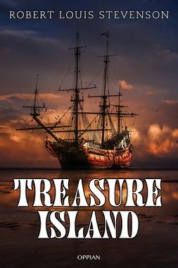 Stevenson, Robert Louis - Treasure Island, e-kirja