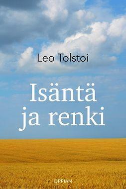Tolstoi, Leo - Isäntä ja renki, ebook