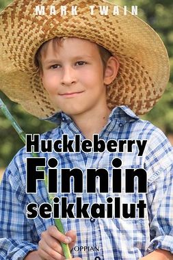 Twain, Mark - Huckleberry Finnin seikkailut, ebook