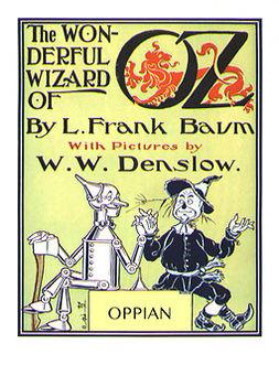 Baum, Frank L. - The Wonderful Wizard of Oz, ebook