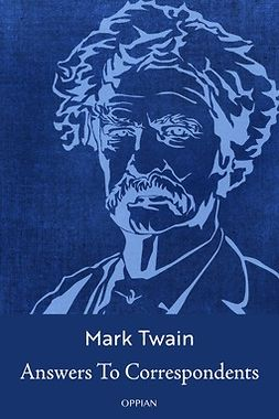 Twain, Mark - Answers To Correspondents, ebook