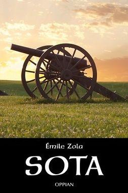 Zola, Émile - Sota, e-kirja