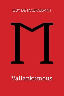 Maupassant, Guy de - Vallankumous, e-kirja