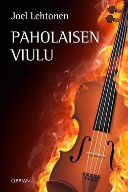 Lehtonen, Joel - Paholaisen viulu, e-kirja