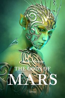 Burroughs, Edgar Rice - The Gods of Mars, ebook
