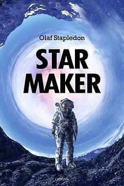 Stapledon, Olaf - Star Maker, ebook