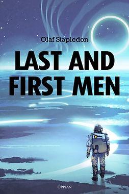 Stapledon, Olaf - Last and First Men, ebook