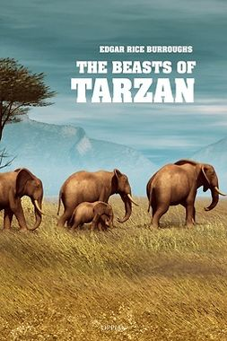 Burroughs, Edgar Rice - The Beasts of Tarzan, ebook
