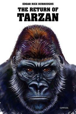 Burroughs, Edgar Rice - The Return of Tarzan, ebook