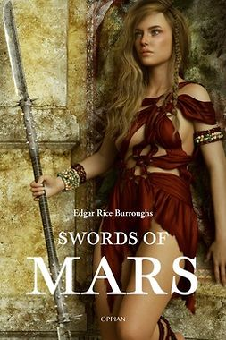 Burroughs, Edgar Rice - Swords of Mars, ebook