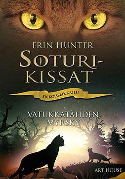 Hunter, Erin - Vatukkatähden myrsky, ebook