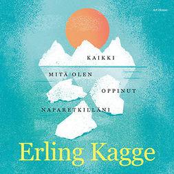 Kagge, Erling - Kaikki mitä olen oppinut naparetkilläni, äänikirja
