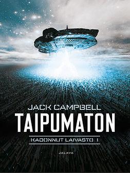 Campbell, Jack - Taipumaton, e-kirja