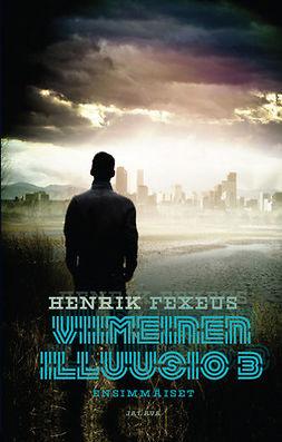 Fexeus, Henrik - Ensimmäiset, e-kirja