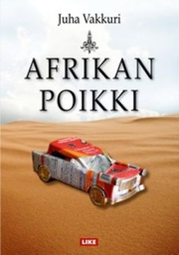 Vakkuri, Juha - Afrikan poikki, e-kirja