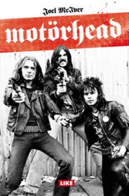 McIver, Joel - Motörhead, e-kirja