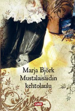 Björk, Marja - Mustalaisäidin kehtolaulu, e-kirja