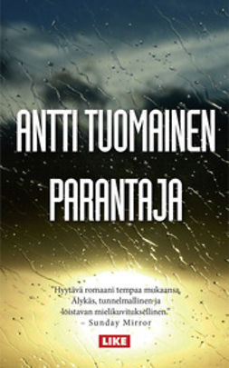 Tuomainen, Antti - Parantaja, e-kirja