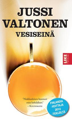 Valtonen, Jussi - Vesiseinä, e-kirja