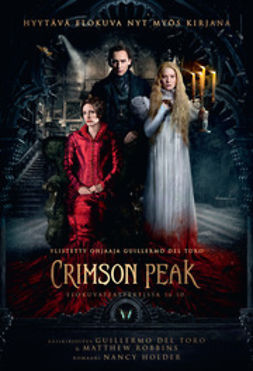 Holder, Nancy - Crimson Peak, e-kirja