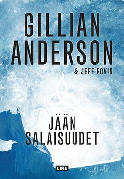 Anderson, Gillian - Jään salaisuudet, e-kirja