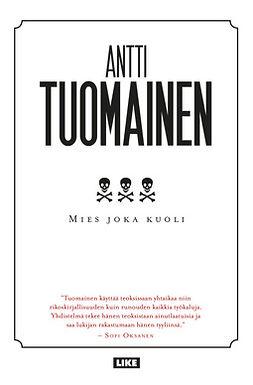 Tuomainen, Antti - Mies joka kuoli, e-kirja
