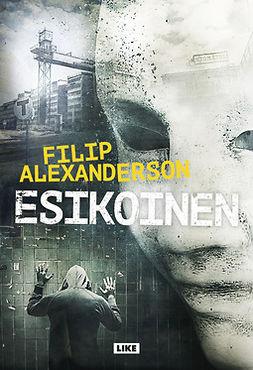 Alexanderson, Filip - Esikoinen, e-kirja