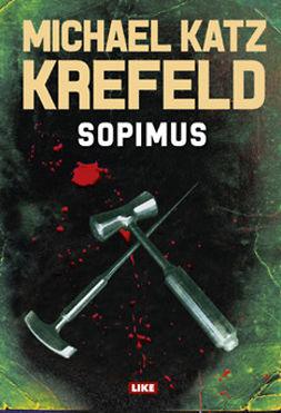 Krefeld, Michael Katz - Sopimus, e-kirja