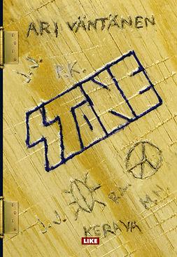 Väntänen, Ari - Stone, e-kirja