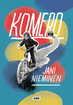 Nieminen, Jani - Komero, e-bok