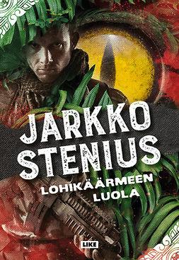 Stenius, Jarkko - Lohikäärmeen luola, e-kirja