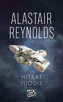Reynolds, Alastair - Hitaat luodit, e-bok