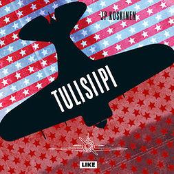 Koskinen, JP - Tulisiipi, audiobook