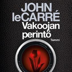 Carré, John Le - Vakoojan perintö, äänikirja