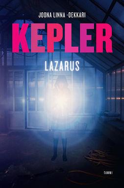Kepler, Lars - Lazarus, e-bok