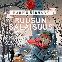 Widmark, Martin - Ruusun salaisuus, äänikirja