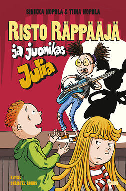 Nopola, Tiina - Risto Räppääjä ja juonikas Julia, e-kirja