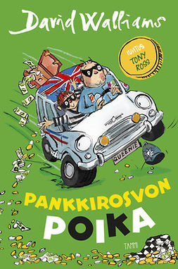 Walliams, David - Pankkirosvon poika, ebook