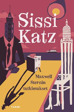 Katz, Sissi - Maxwell Sternin tutkimukset, e-kirja