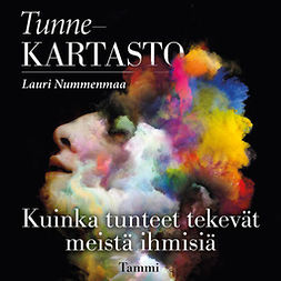 Nummenmaa, Lauri - Tunnekartasto: Kuinka tunteet tekevät meistä ihmisiä, audiobook