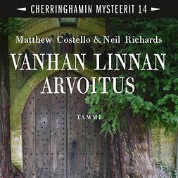 Costello, Matthew - Vanhan linnan arvoitus: Cherringhamin mysteerit 14, äänikirja