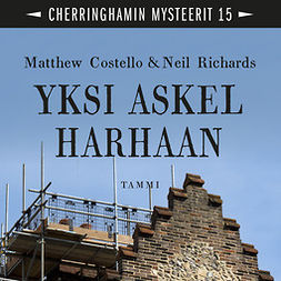 Costello, Matthew - Yksi askel harhaan: Cherringhamin mysteerit 15, audiobook