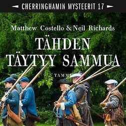 Costello, Matthew - Tähden täytyy sammua: Cherringhamin mysteerit 17, äänikirja