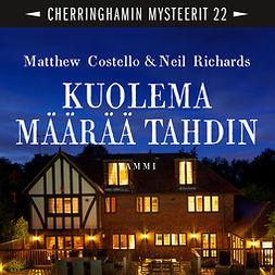 Costello, Matthew - Kuolema määrää tahdin: Cherringhamin mysteerit 22, äänikirja