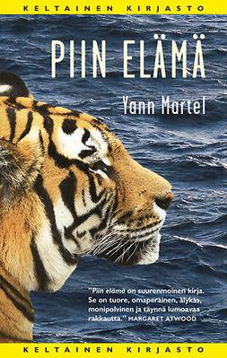 Martel, Yann - Piin elämä, e-kirja