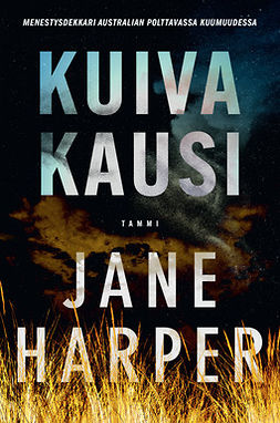 Harper, Jane - Kuiva kausi, e-kirja