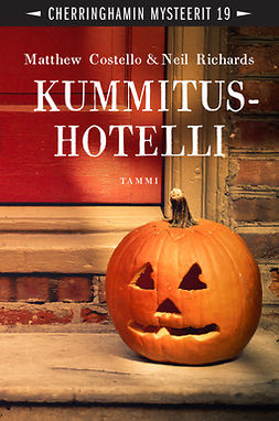 Costello, Matthew - Kummitushotelli: Cherringhamin mysteerit 19, ebook
