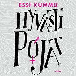 Kummu, Essi - Hyvästi pojat, äänikirja
