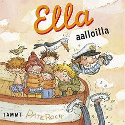 Parvela, Timo - Ella aalloilla, äänikirja