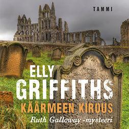 Griffiths, Elly - Käärmeen kirous: Ruth Galloway 4, äänikirja